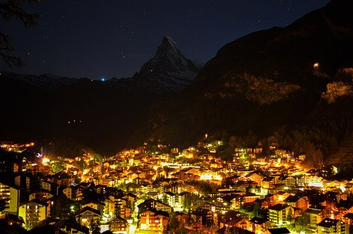 Cervin, Zermatt, Swiss, Nature, Travel, Outdoors