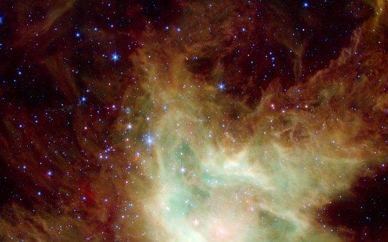 Ngc 2264, Dark Nebula, Cone Nebula, Star Clusters