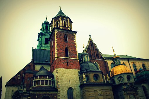 Krakow, Oldtown, Cracow, Europe, Building, Poland
