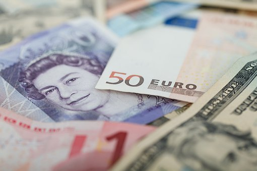 Currencies, Finance, Business, Pounds, Money, Dollars