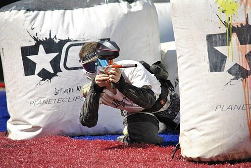 Paintball, Sports, Extreme