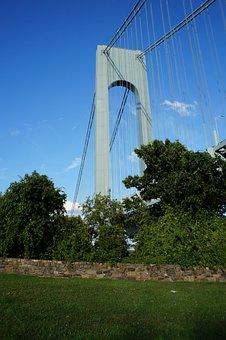 Bridge, Under The Bridge, Travel, Landmark, Famous