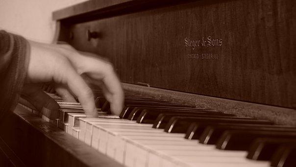 Piano, Hands, Music, Instrument, Piano Keys, Play