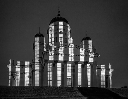 Helsinki Cathedral, Lux Helsinki, Shadow Dancers