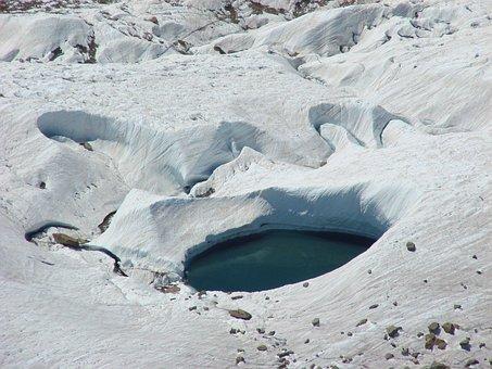 Ice, Glacier, Switzerland, Zermatt, Matterhorn, Alpine