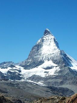 Matterhorn, Alps, Landscape, Mountain, Alpine