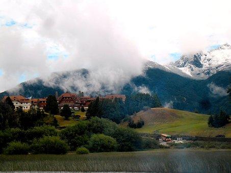 Bariloche, Llao Llao, Mountains, Nature, Landscapes