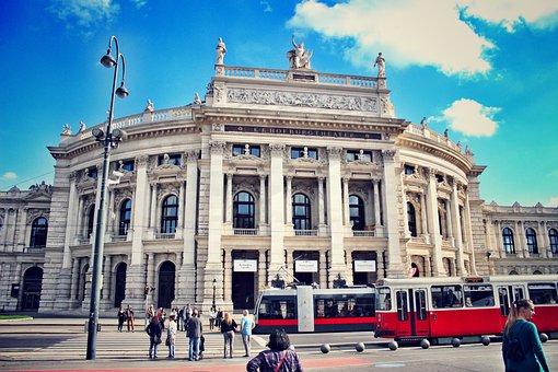Vienna, Hofburgtheatre, Theatre, Theater, Austria