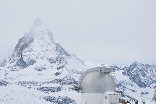Matterhorn, Gornergrat, Zermatt, Valais, Switzerland
