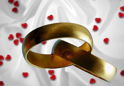 Wedding Rings, Finger Ring, Finger Rings