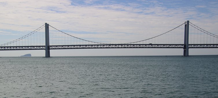 Architecture, Bridge, Infrastructure, Structure
