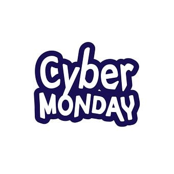 Cyber Monday, Sale, Shopping, Banner, Label, Sticker