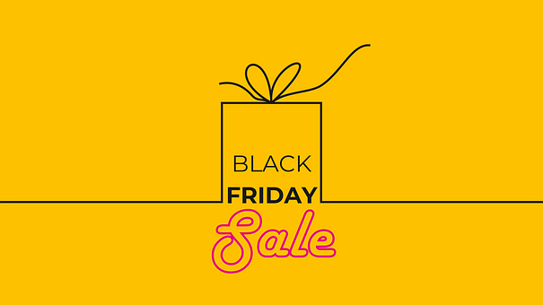 Black Friday, Sale, Offer, Discount, Shopping, Market