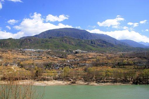 Plateau, Jinsha Rive, The Jinsha River
