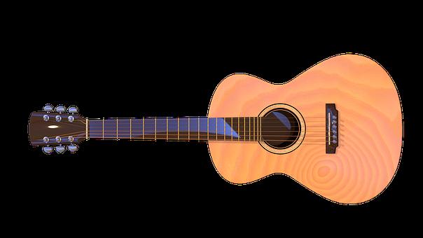 Guitar, Music, Musical Instrument, String Instrument