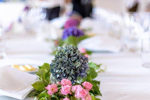 Wedding Reception, Flowers, Centerpiece, Floral