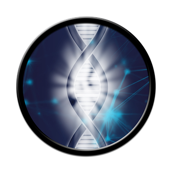 Icon, Dna, Helix, Science, Biology, Medical, Gene