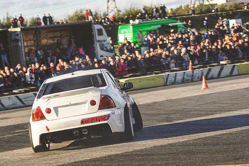 Car, Race Track, Race, Racing, Car Race, Car Racing