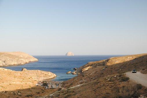 Greece, Beach, Island, Summer, Vacation, Travel, Relax