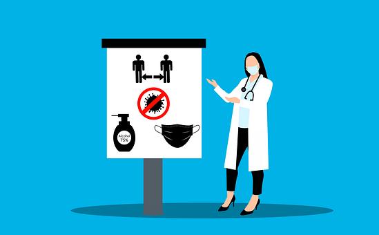 Doctor, Presentation, Coronavirus, Corona, Protection