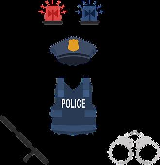Police, Policeman, Security, Uniform, Officer, Cop, Law