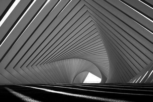Perspective, Symmetry, Pattern