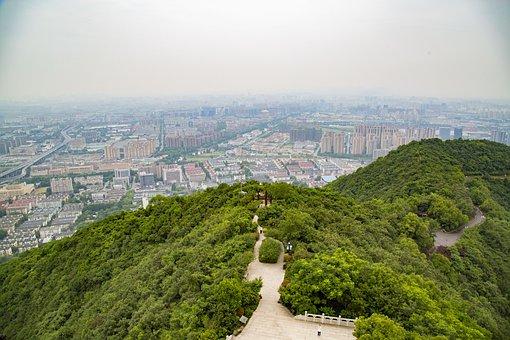 Hanzhou, Mid-levels Park, Wangchen Court, The City