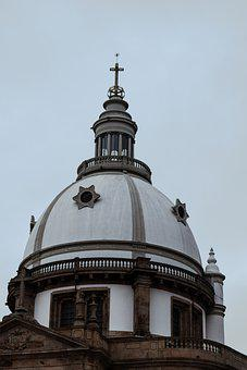 Church, Tower, Architeture, Architecture, Cathedral