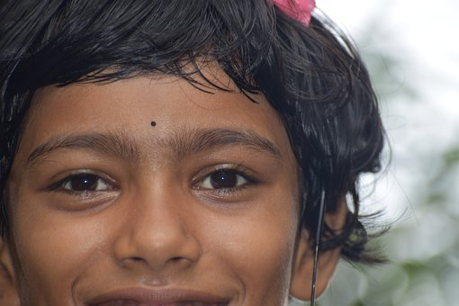 Girl, Smile, Kid, Child, Innocence, Fun, Cute