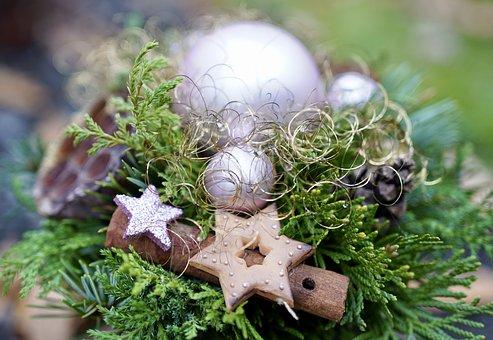 Christmas, Advent, Christmas Time, Greeting Card