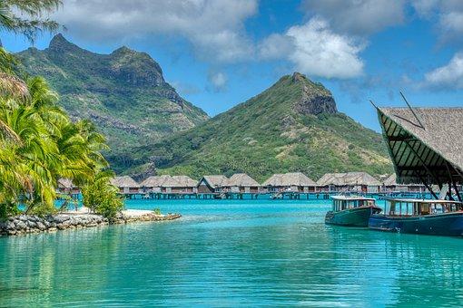 Lagoon, Tahiti, Resort, Beach Resort, Luxury Resort