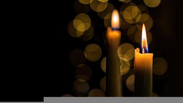 Christmas, Candle, Advent, Flame, Candlelight, Lights