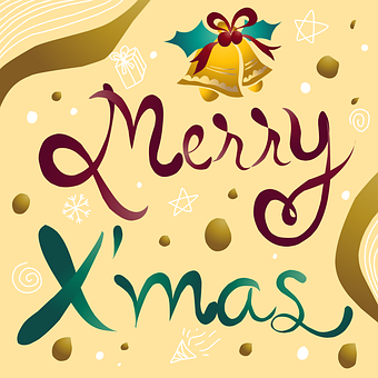 Merry Christmas, Christmas Wishes, Merry Christmas Font