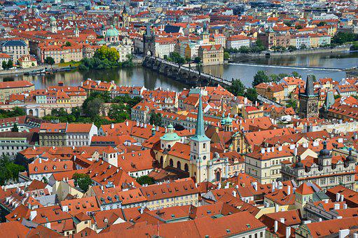 Prague, Old Prague, City, Architecture, Old, Europe