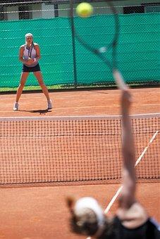 Tennis, Ball, Players, Atheletes, Tennis Players