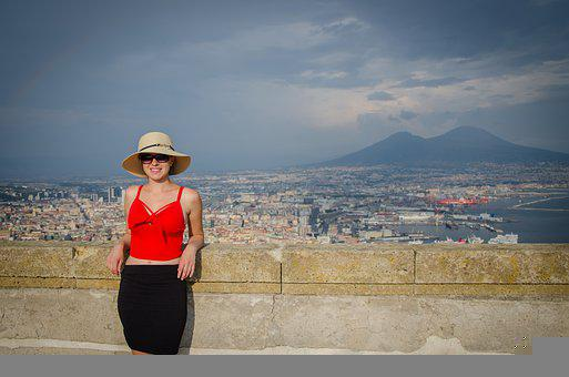 Travel, Italy, Naples, Italian, Tourism, In Europe