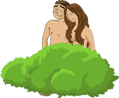 Adam And Eve, Adam, Eve, Garden, Genesis, Bible, Woman