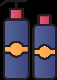 Skincare, Bottles, Icon, Dispenser, Pump Bottle