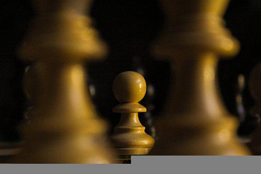 Chess, Chess Pieces, Chess Board, Board Game, Pawn