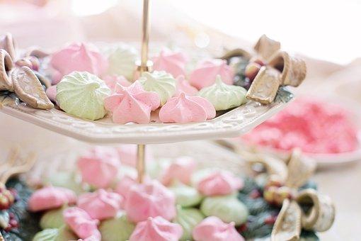 Merengue Cookies, Sweets, Treats, Dessert, Candy
