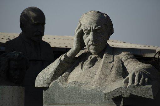 Yerevan, Cemetery, Armenia, Travel, Trip, Tourism