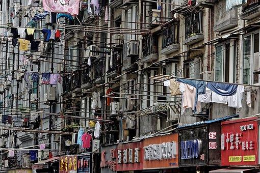 China, Vacations, Shanghai, City, Road, Way Of Life