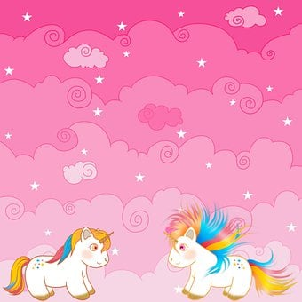 Unicorn, Magic, Fantasy, Horn, Cute, Horse, Colorful