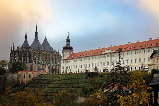 Czech Republic, Kutná Hora, Tourism, Architecture
