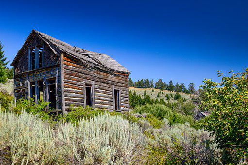 Ghost Town, Castle Town, Silver City, Ruins