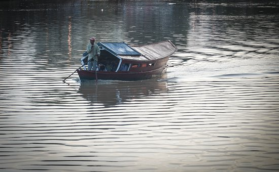 Boat, River, Travel, Trip, Water, Reflection, Transport