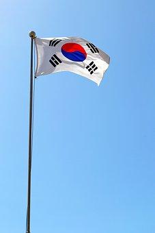 Julia Roberts, Taegeukgi, Korean Flag