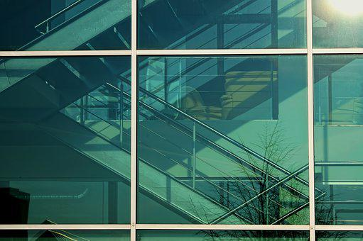 Building, Window, Architecture, Office, Modern Building