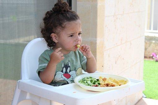 Child, Kids, Children, Food, Eating, Healthy, Little