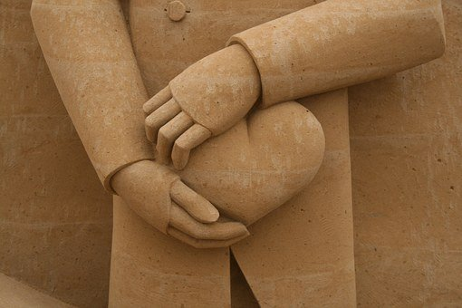 Sand, Sculpture, Sand Sculpture, Art, Artwork